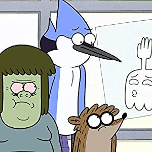 Mordecai, Hi Five Ghost, High Five Ghost, Oswald, Computer Voice, Guard, Guy #1, Super Duck, Animal Control Soldier #1, Anti-Pops Guard #2...