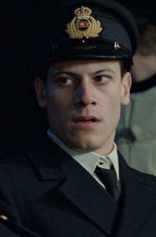 Fifth Officer Harold Lowe