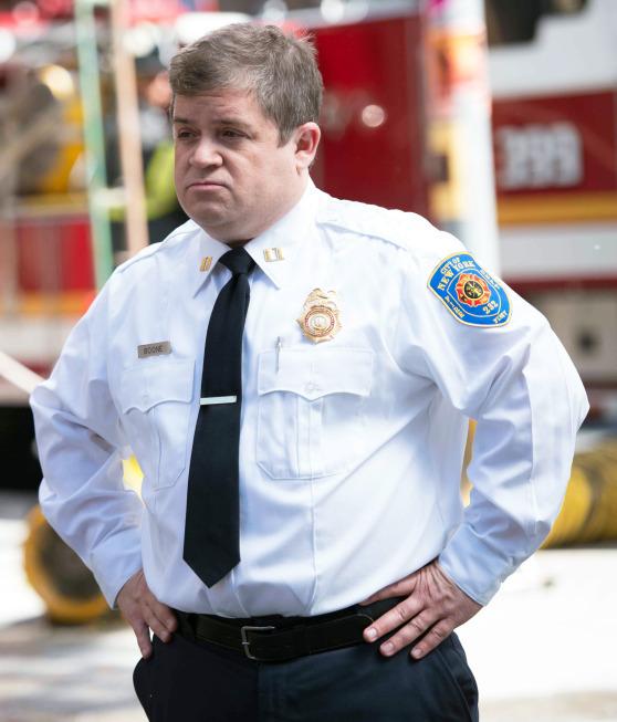 Fire Marshall Boone