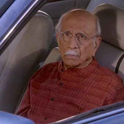 Older Indian Man