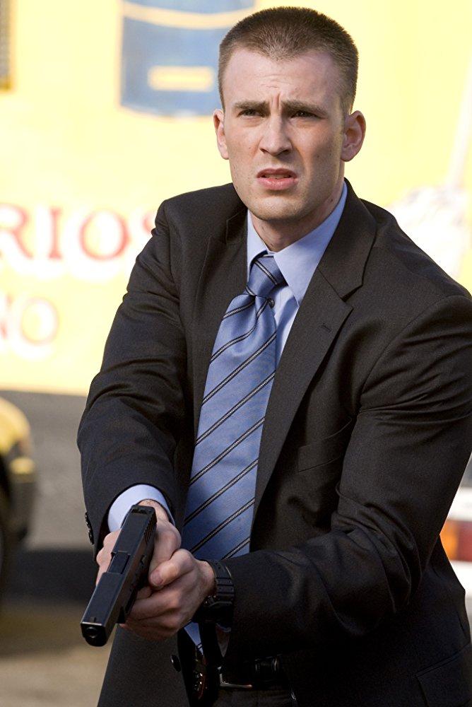 Detective Paul Diskant