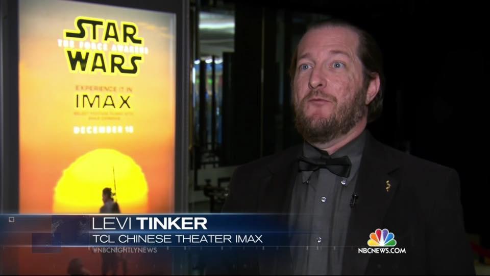 Levi Tinker
