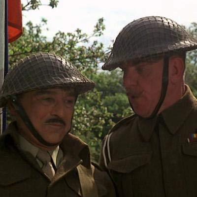 Sergeant-Major 'Tiger' Bloomer