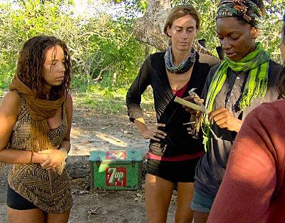 Herself - Tikiano Tribe, Herself - Salani Tribe, Herself - Winner