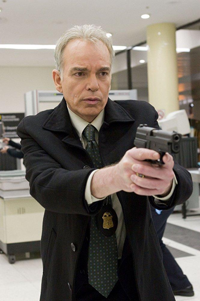Agent Thomas Morgan
