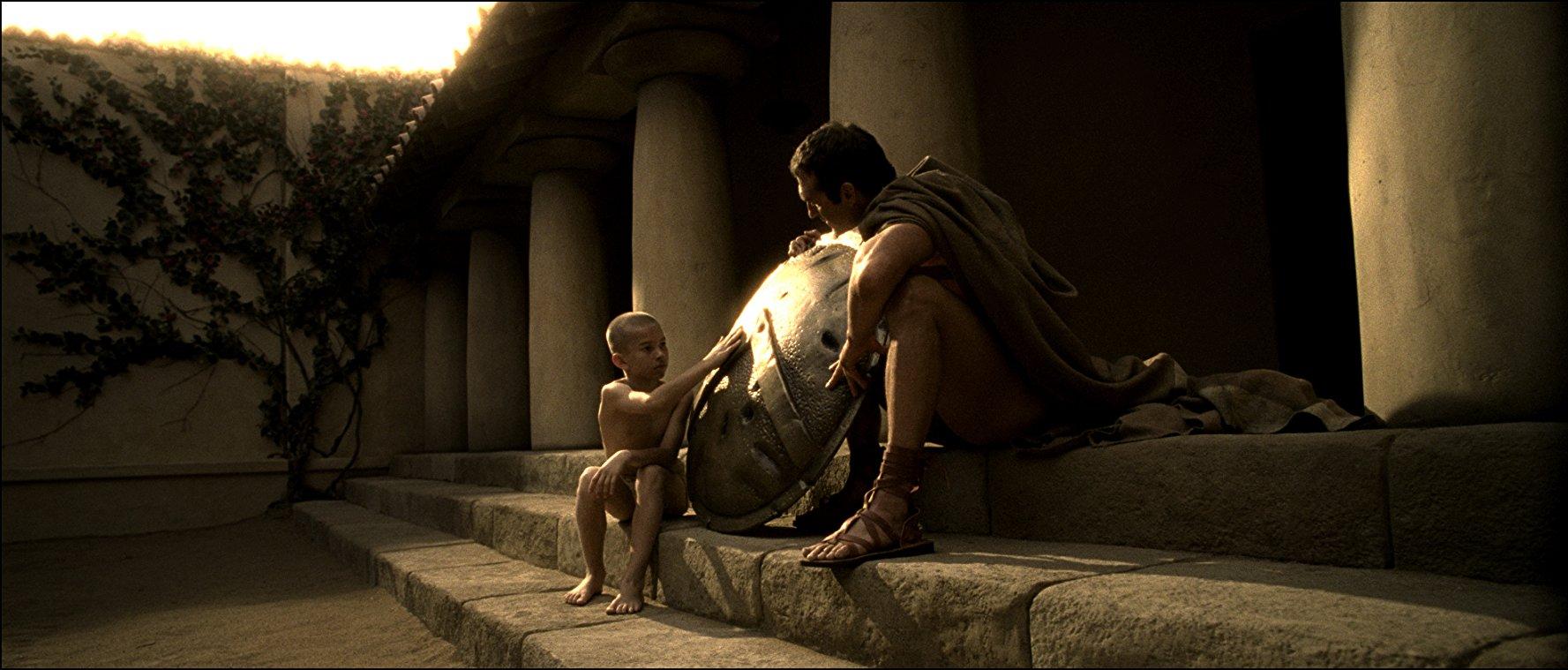 Leonidas' Father