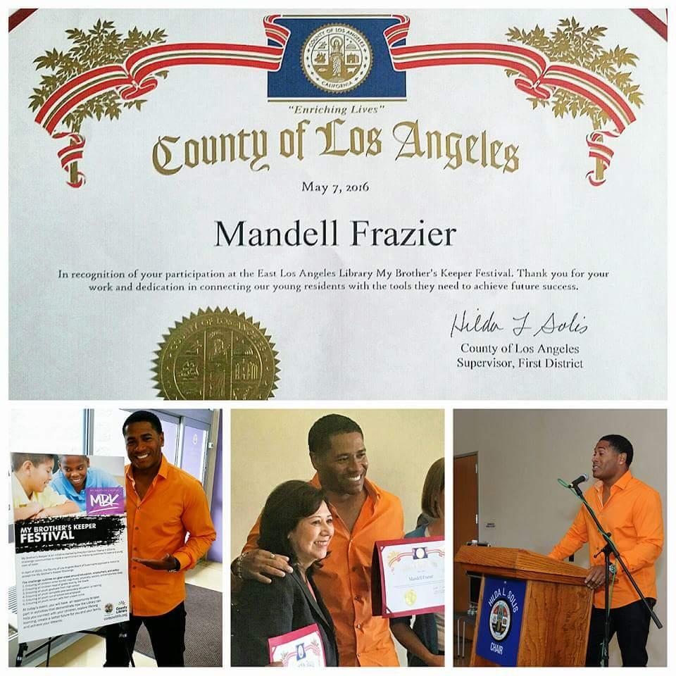 Mandell Frazier