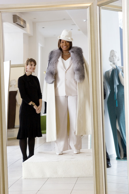 Dress Shop Saleswoman