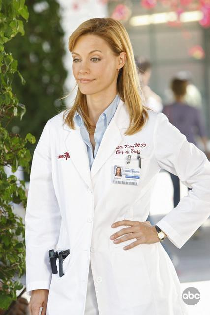 Dr. Charlotte King