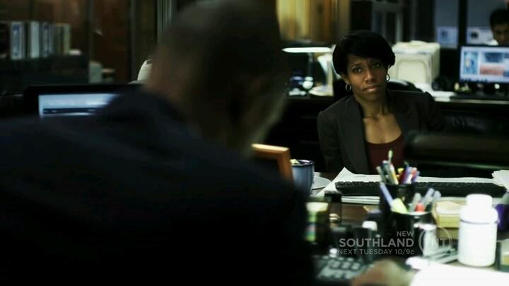 Detective Lydia Adams