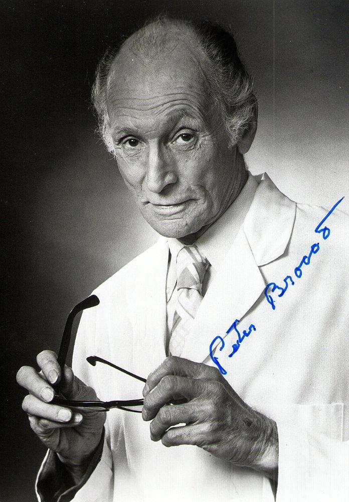 Peter Brocco