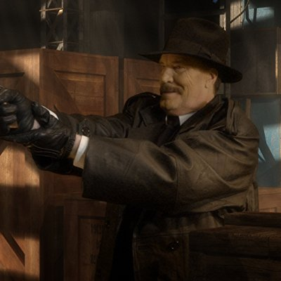 Detective Barry Tate
