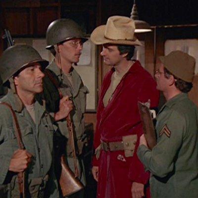 Corpsman, Dennis, Driver, G.I., 2nd G.I., Ambulance Driver, Carter, Corpman, Corpsman #1, M.P....