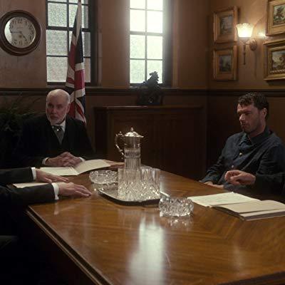 Barclay Blake, Crown Prosecutor Daniels