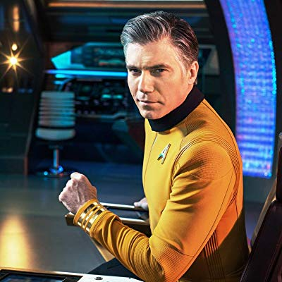 Captain Christopher Pike