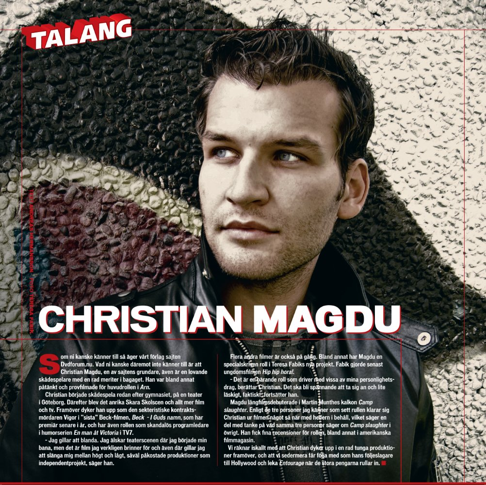 Christian Magdu