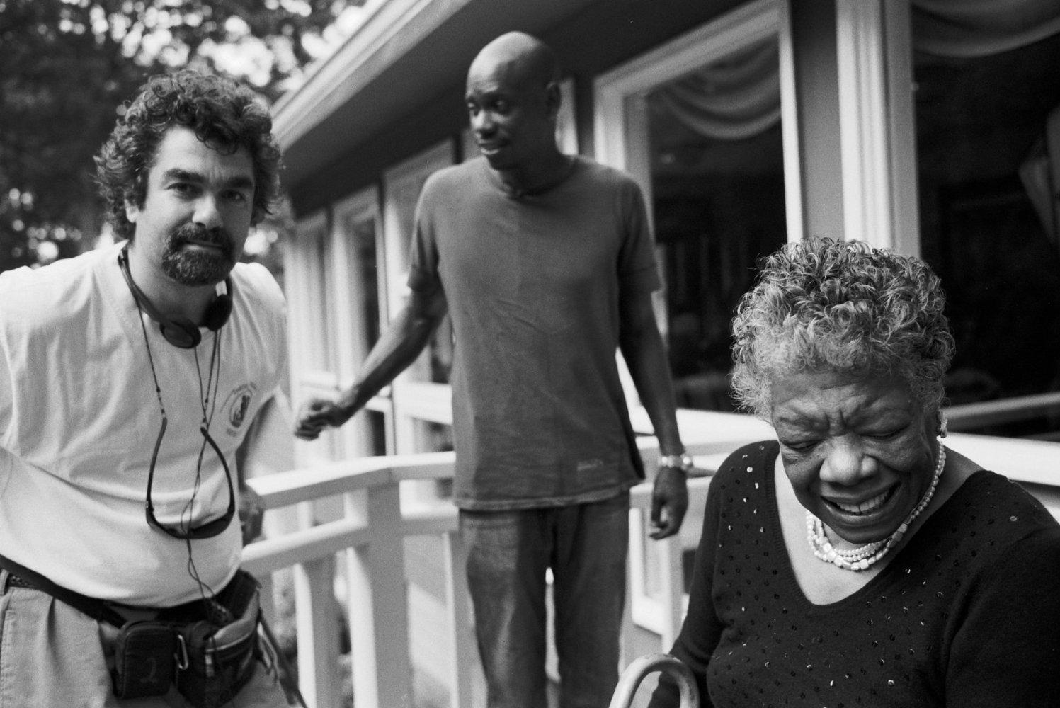 Celebrities Maya Angelou, Birthday: 4 April 1928, St