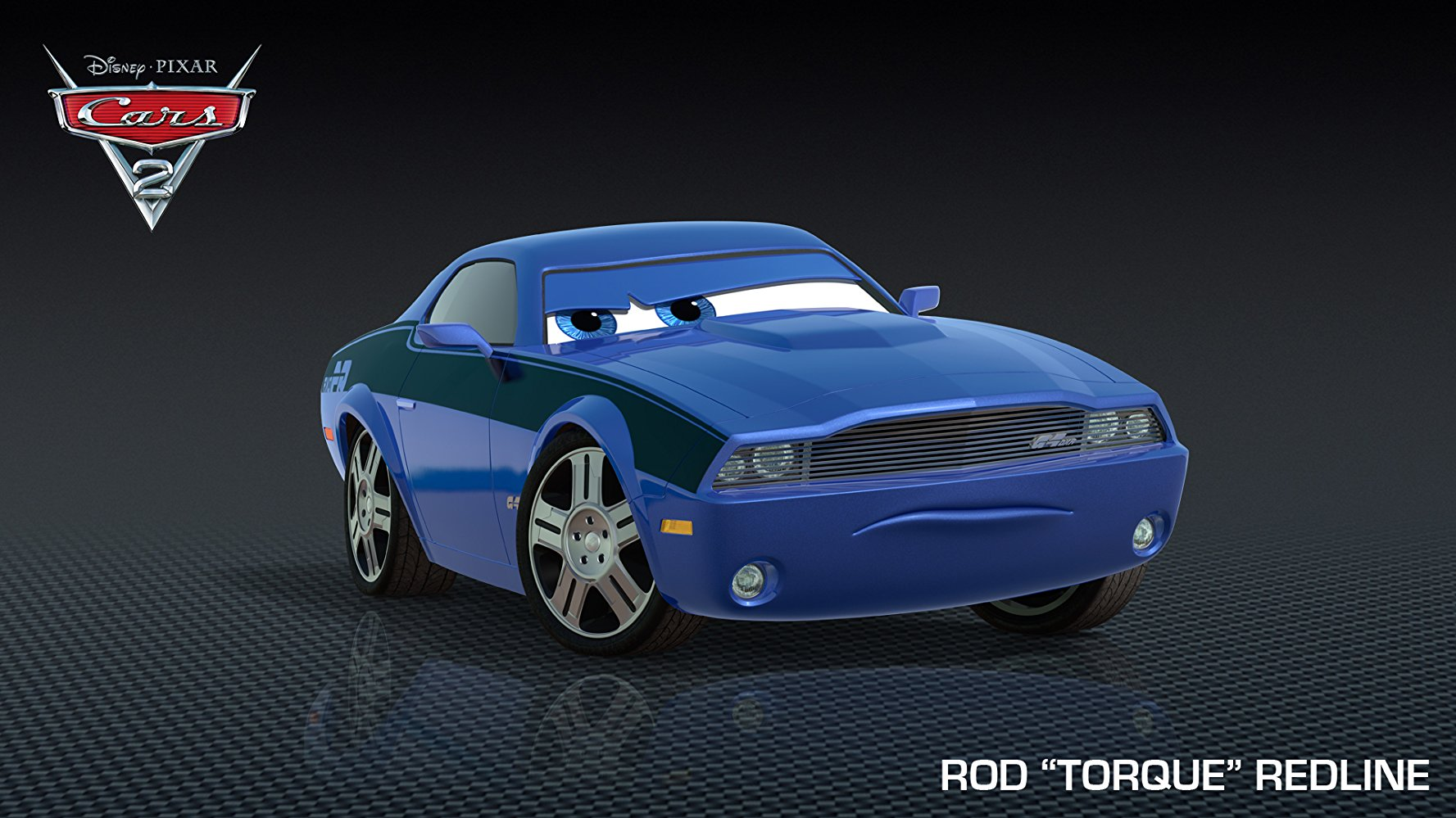 Rod 'Torque' Redline