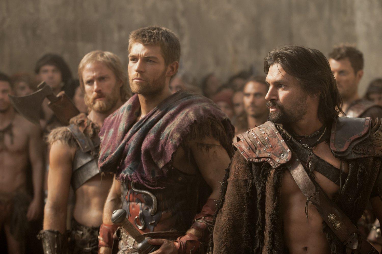 Spartacus Film 2021
