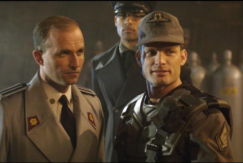 Gen. Dix Hauser