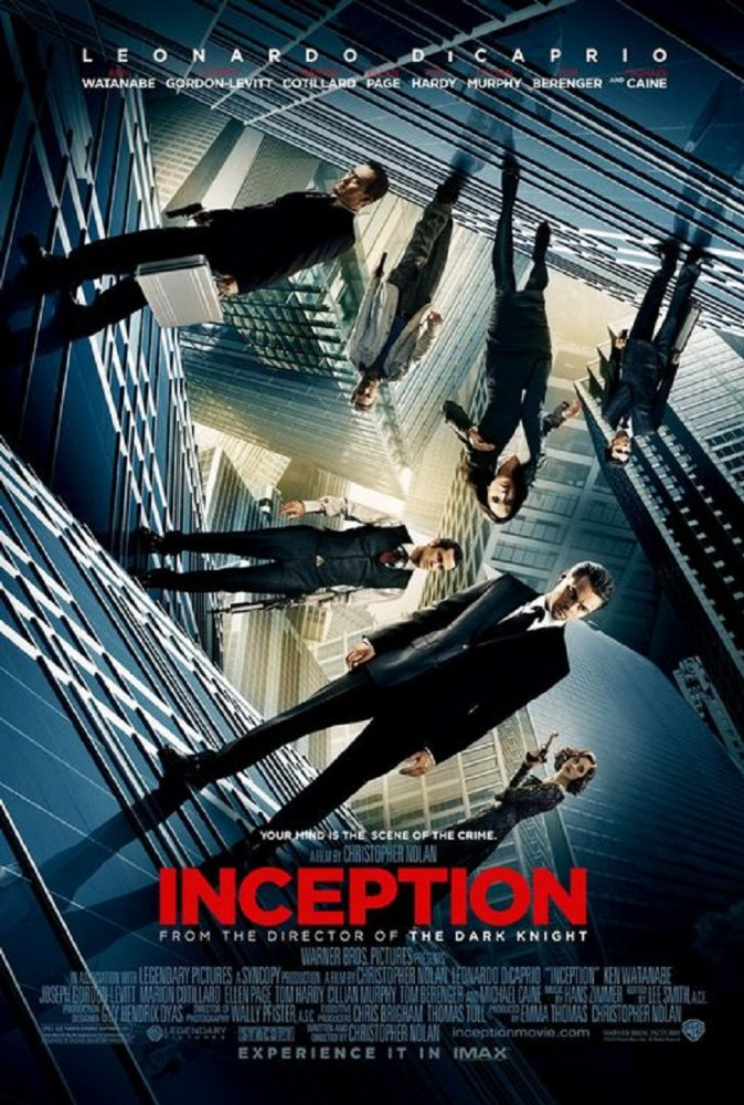 Character Mal List Of Movies Character Scary Movie 5 Inception