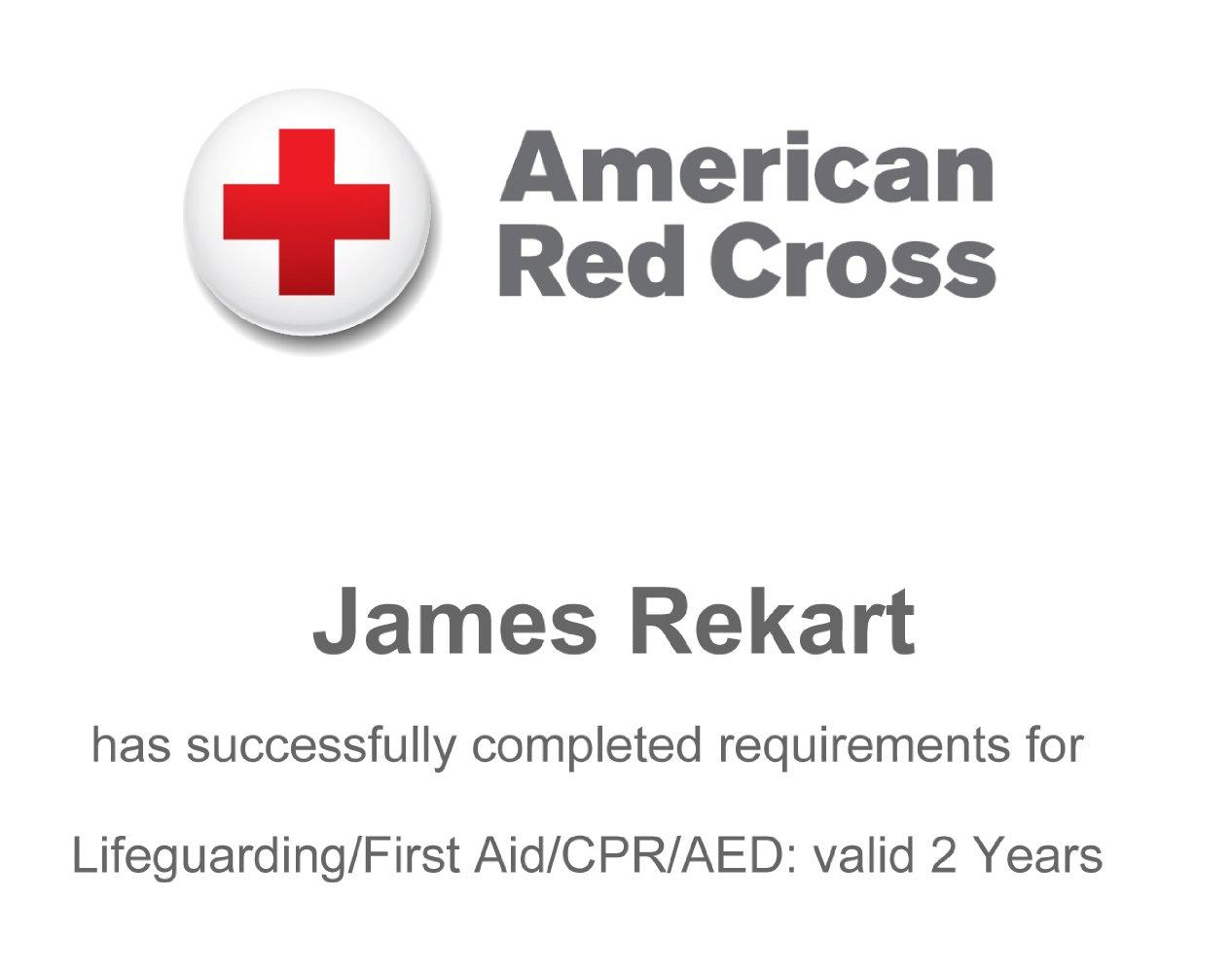 James Rekart