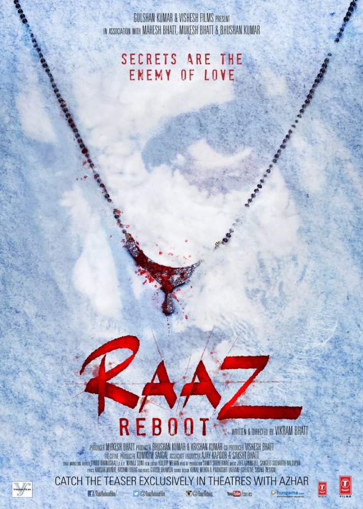 Raaz: Reboot