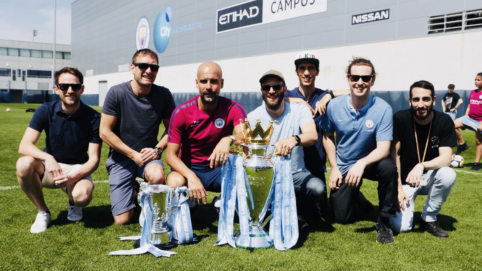 All or Nothing: Manchester City - Season 1 [Sub: Eng]
