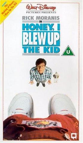 Honey I Blew Up The Kid