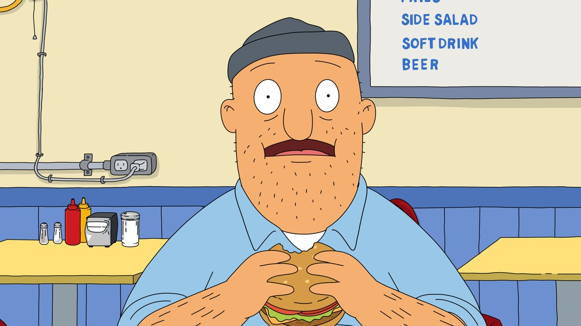 Bob's Burgers - Season 5 Episode 03: Friends with Burger-fits