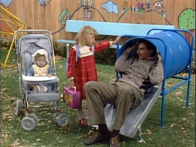 Full House (1987) - Season 1 Episode 3 - The First Day of School