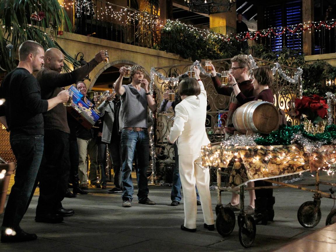 NCIS Los Angeles - Season 3 Episode 11: Higher Power