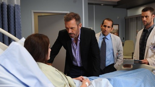 House M.D. - Season 8 Episode 07: Dead & Buried