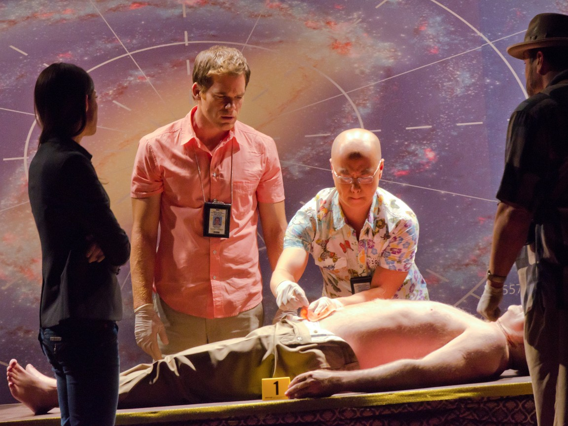 Dexter - Season 6 Episode 09: Get Gellar