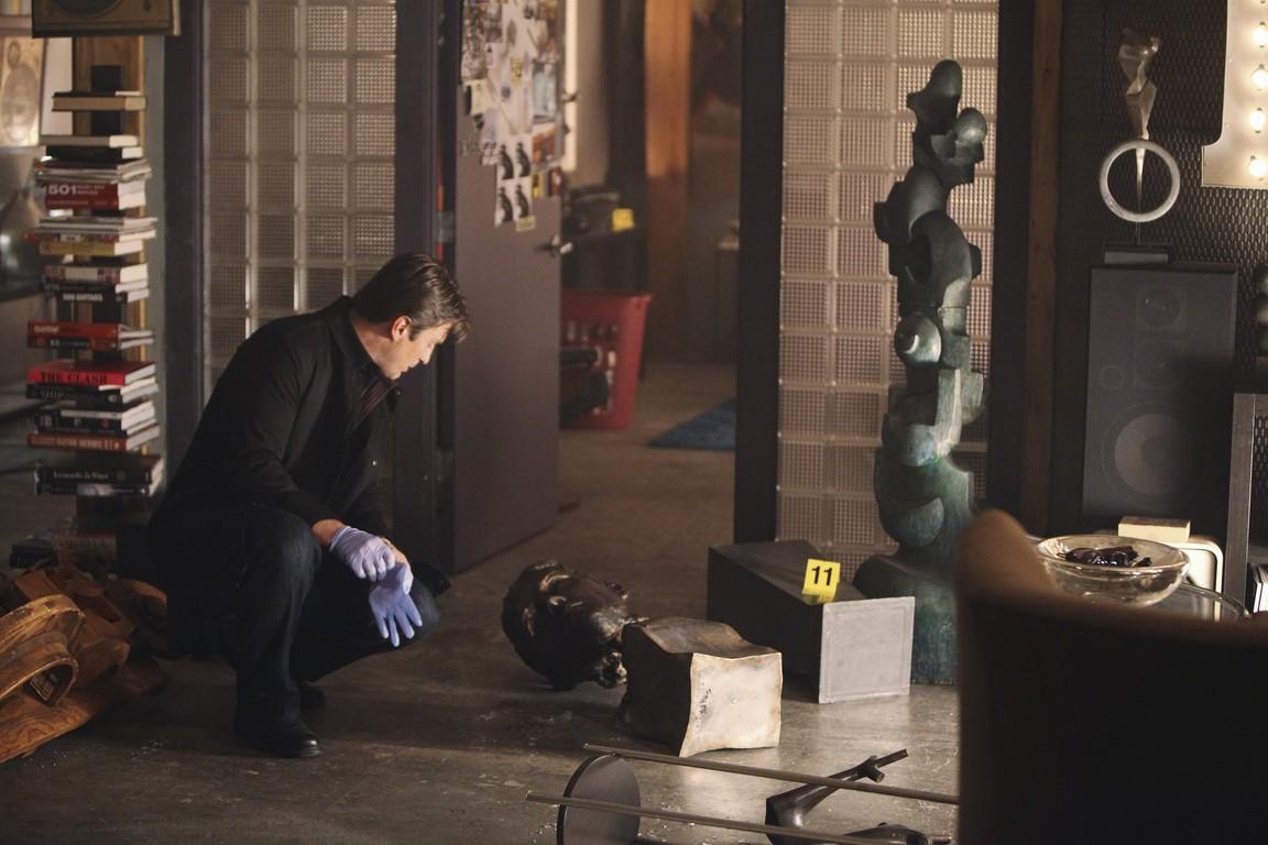 Castle - Season 3 Episode 01: A Deadly Affair