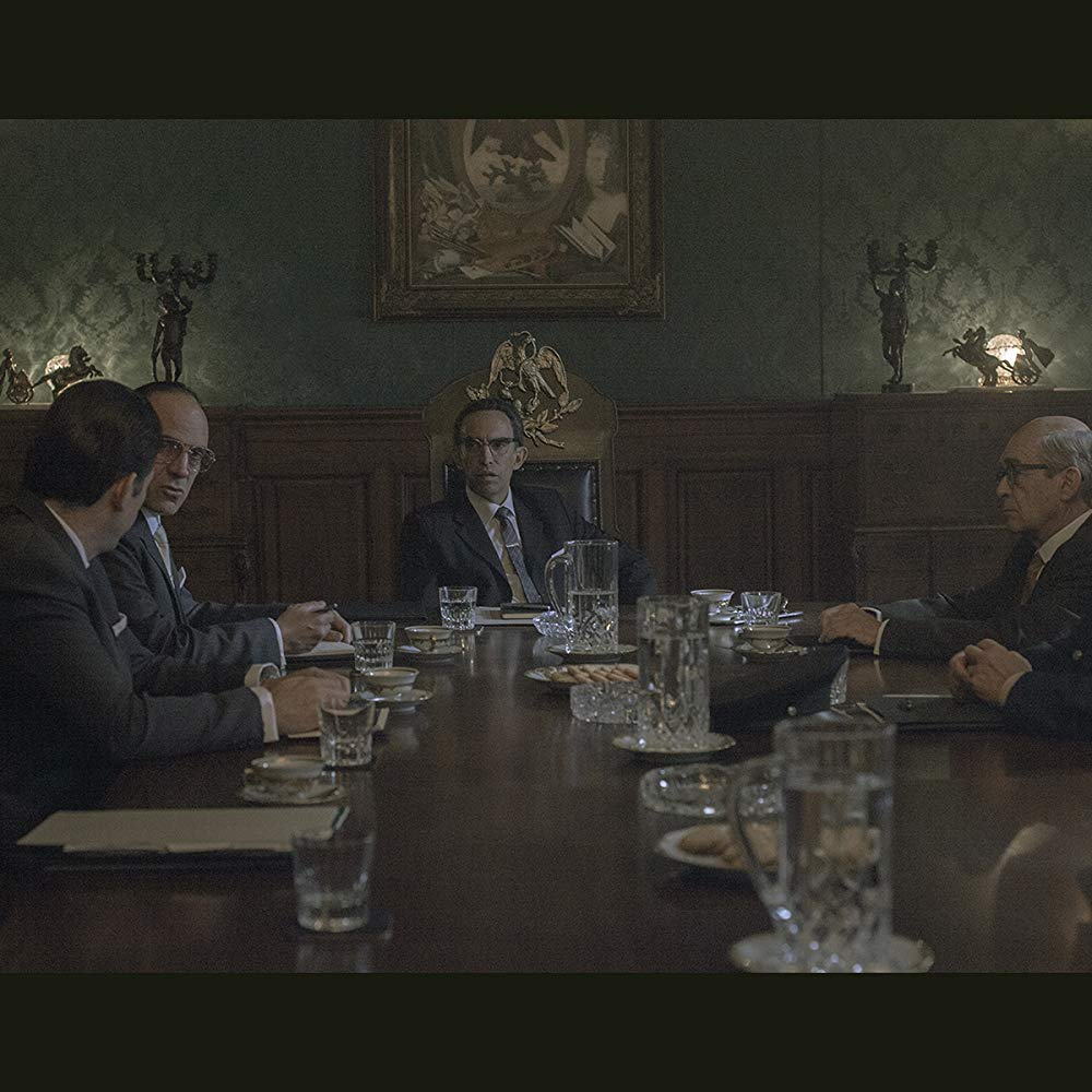 Extrano Enemigo (Un extraño enemigo) - Season 1 [Sub: Eng]