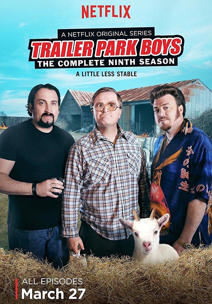 Trailer Park Boys - Season 12