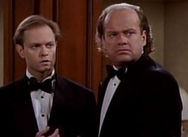 Frasier - Season 2 Episode 19: Someone to Watch Over Me