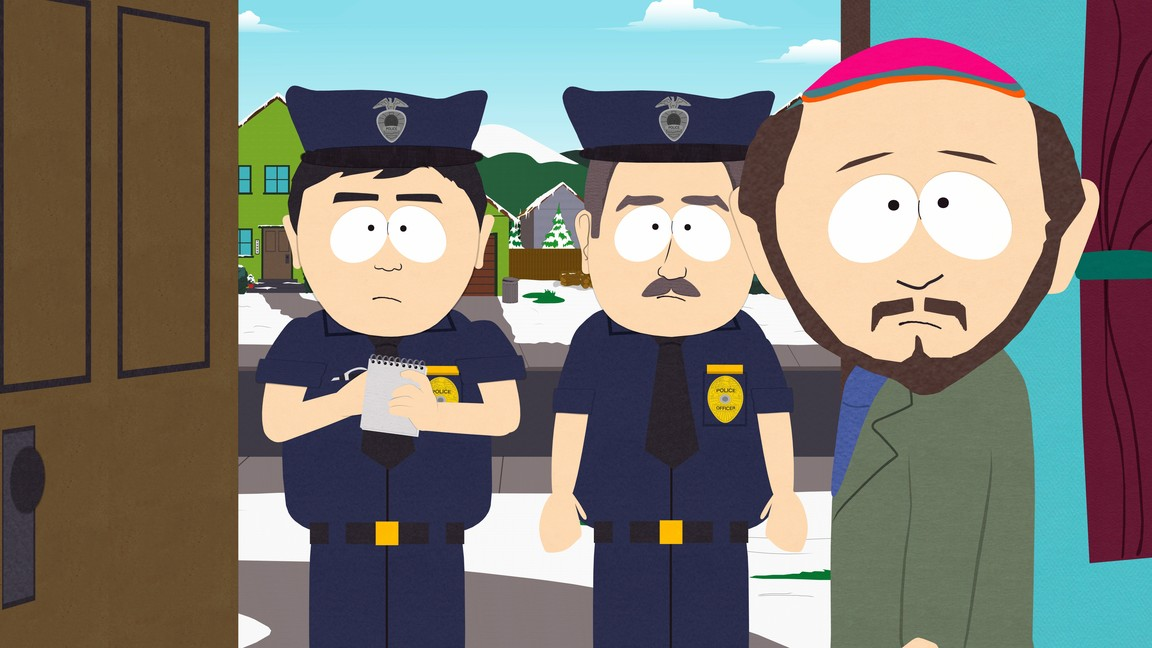 South Park - Season 20 Episode 03: The Damned