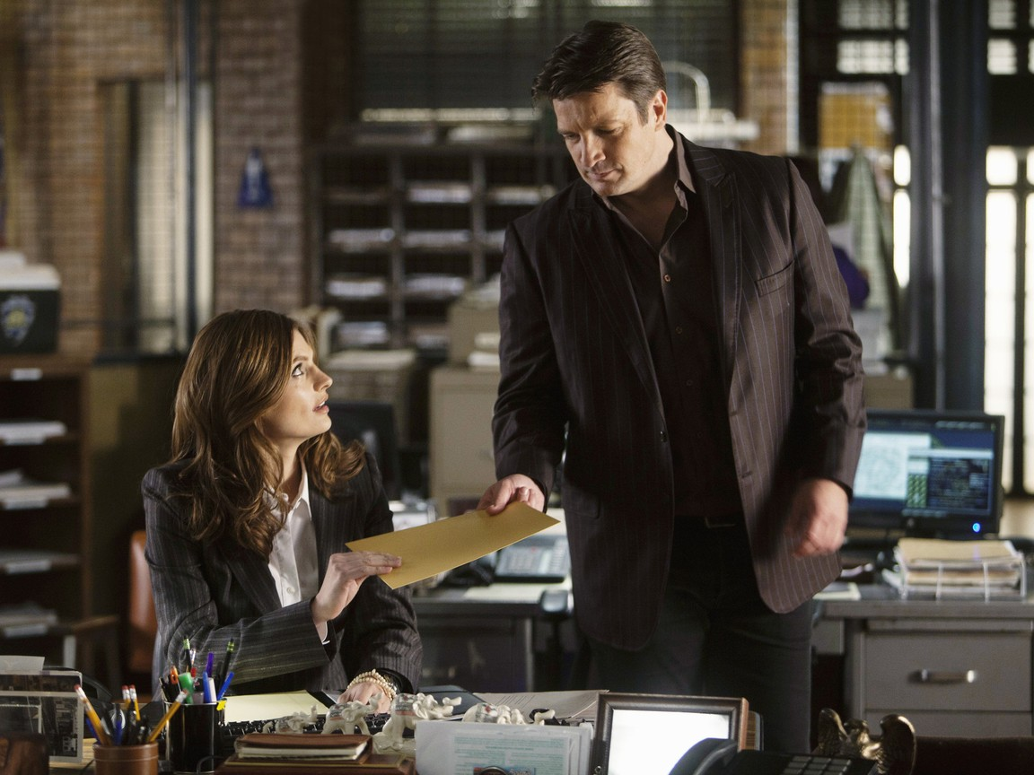 Castle - Season 3 Episode 18: One Life to Lose