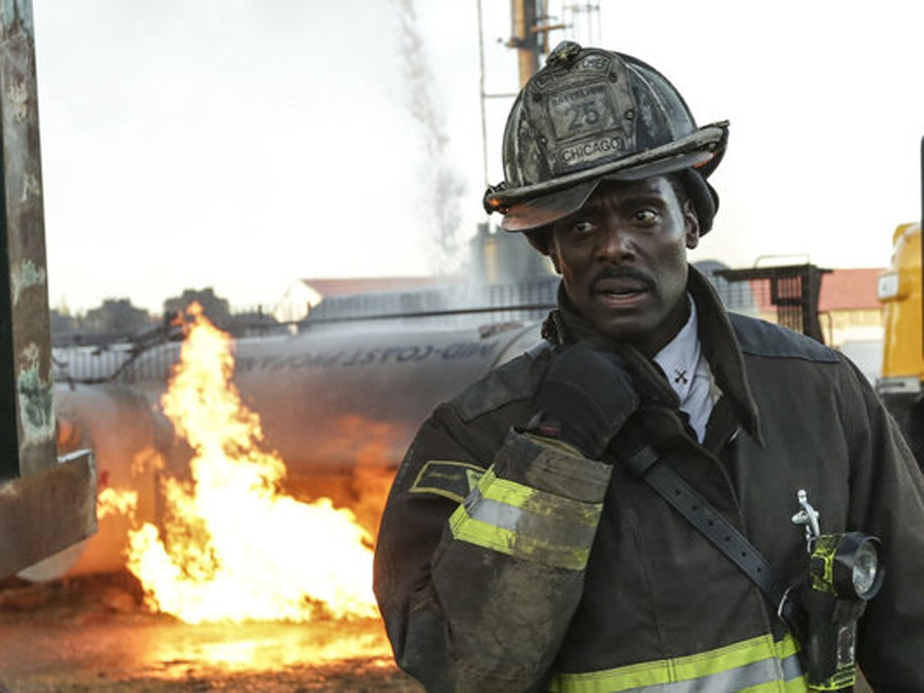 Chicago Fire - Season 2 Episode 07: No Regrets