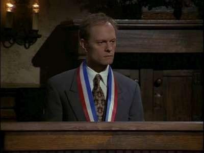 Frasier - Season 8 Episode 18: Forgotten But Not Gone