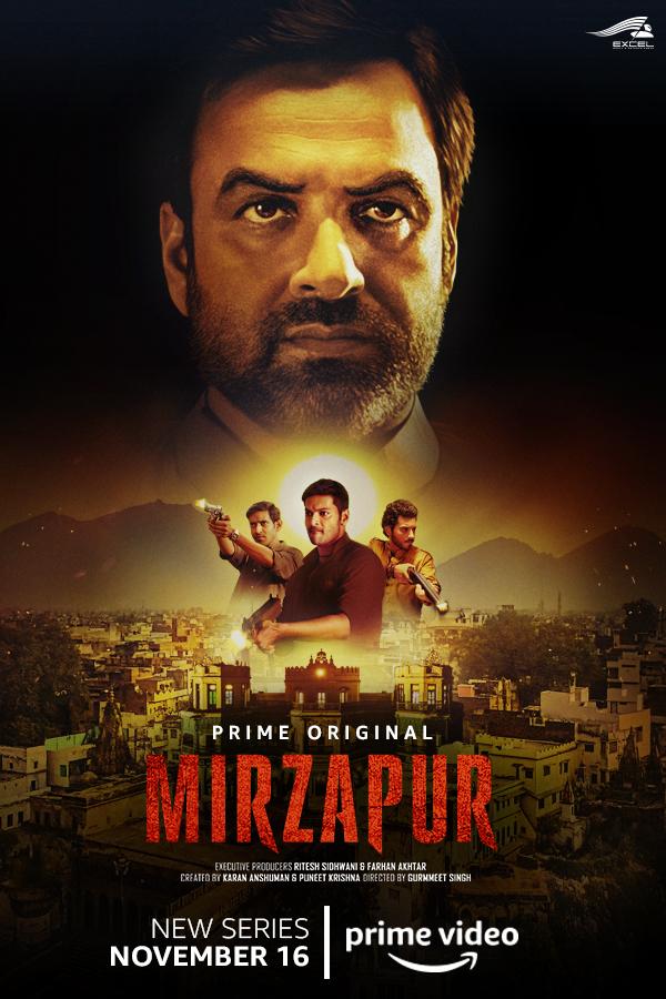 Mirzapur - Season 1 [Sub: Eng]