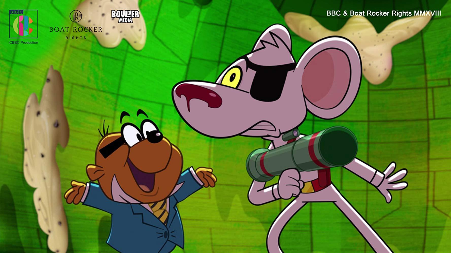 Danger Mouse - Season 2