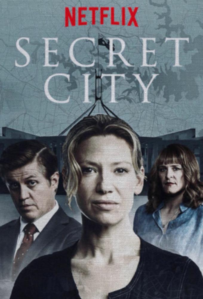 Secret City - Season 2
