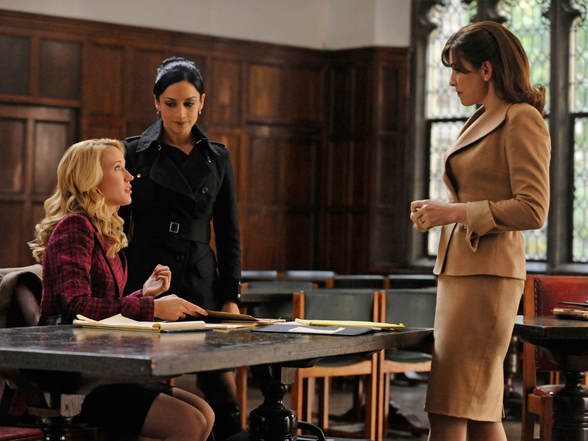 The Good Wife - Season 3 Episode 10 - Parenting Made Easy