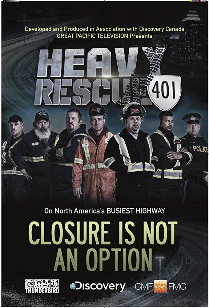 Heavy Rescue: 401 - Season 2