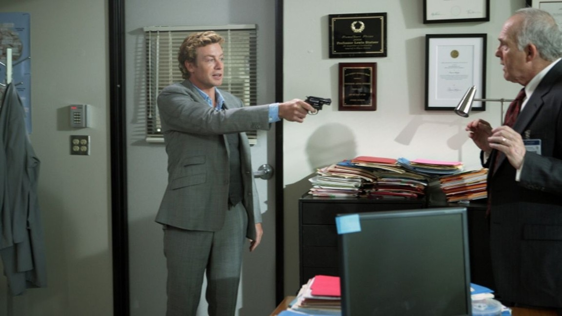 The Mentalist - Season 1 Episode 10 : Red Brick and Ivy
