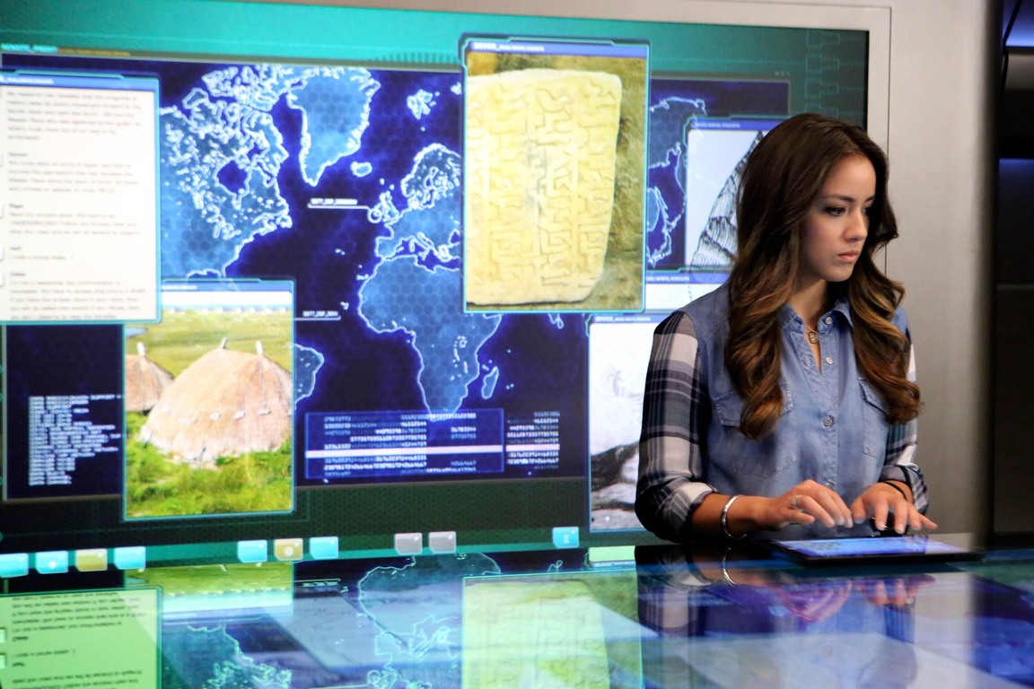 Marvel's Agents of S.H.I.E.L.D. - Season 1 Episode 08: The Well