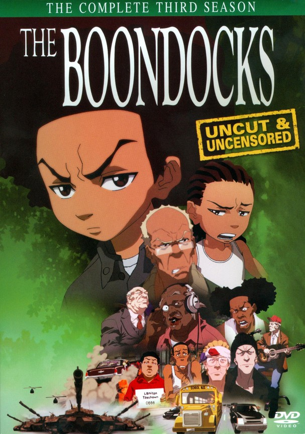 The Boondocks - Season 3